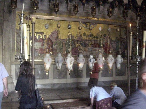 Eglise du Saint Sepulchre, Jerusalem