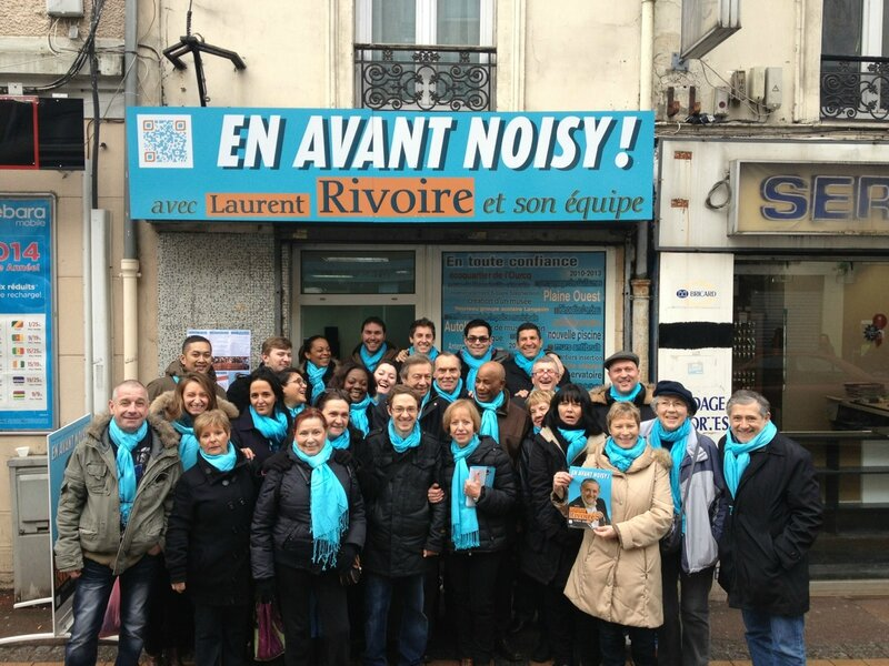 En avant noisy photo de campagne 2014