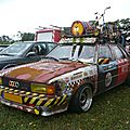 AUDI 80 CL Rat Custom 1983 Créhange (1)