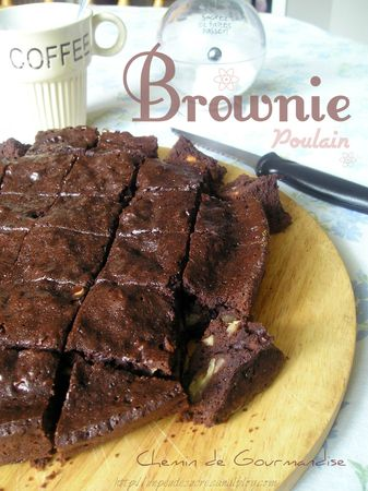 Brownie Poulain