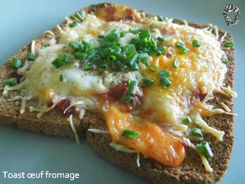 0504 Toast oeuf fromage 6