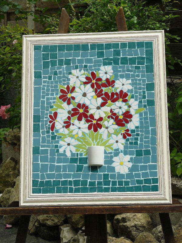 Tableau Vase - 95 € - Disponible