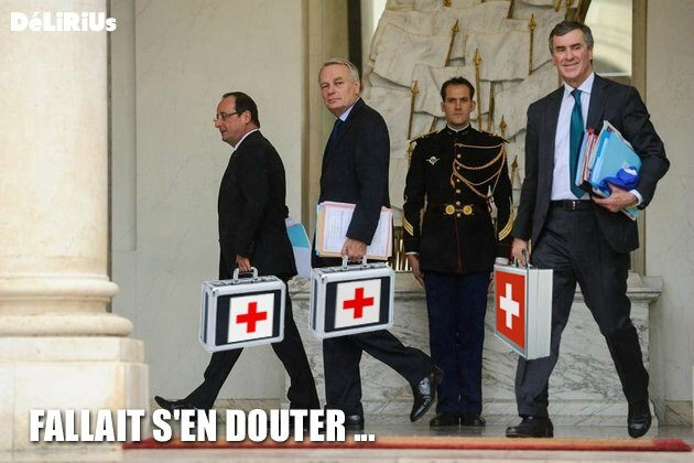 Cahuzac Hollande Ayrault DLiRiUs