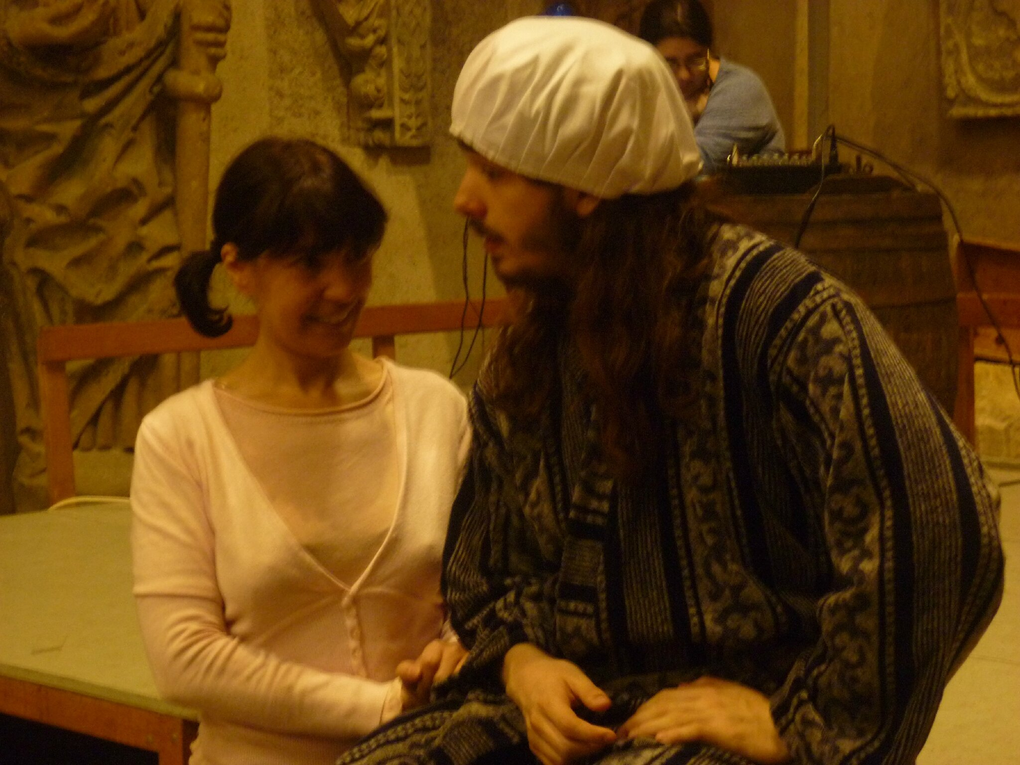 Jean baptiste si tu savais la muse ment for Jean d ormesson si tu savais najat