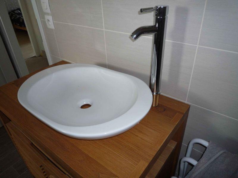 Lavabo notre futur sweet home for Salle de bain du futur