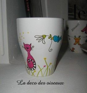 Tasse chat