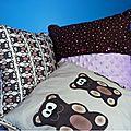 ♥♥ jeu concours ♥♥ mes 3 petits oursons...