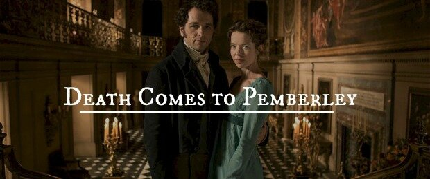 Death comes to Pemberley 2