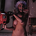 Hollywood chainsaw hookers, mes chutes...
