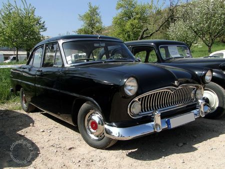 Simca vedette versailles 1954 1957 Bourse d'Echanges de Soultzmatt 2011 1
