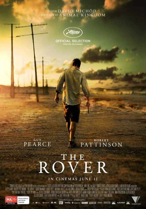 The rover (affiche)