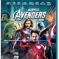 Avengers DVD/Blu-ray le 29 aot