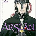 Mangas en vrac #2 - arslân t2 + another t2 + craddle of the sea t2 + magus bride t2 + yako & poko t1