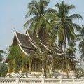 Luang Prabang, temple