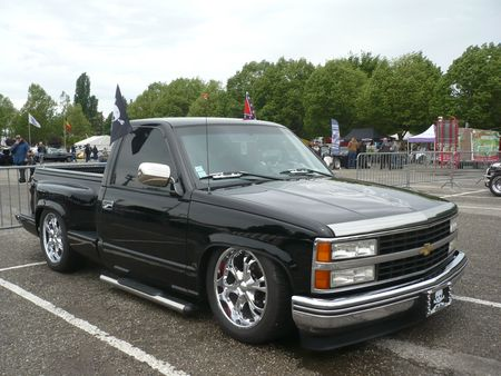 CHEVROLET C-K pick-up 1991 Illzach (1)