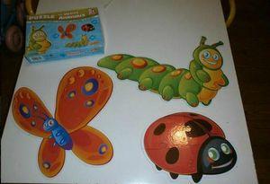 puzzle insecte