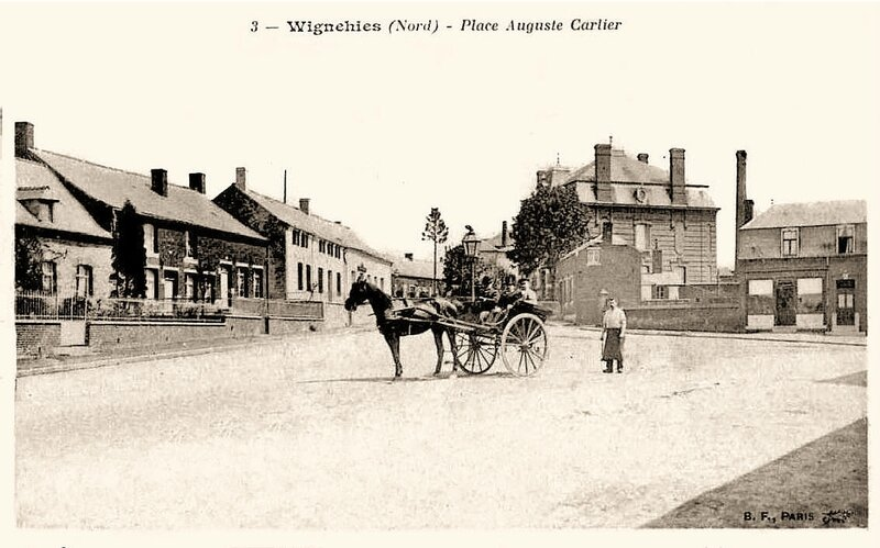 WIGNEHIES-Place Carlier