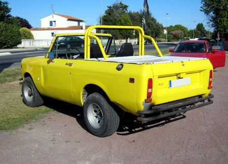 International harvester scout II de 1980 (Ile d'oleron) 02