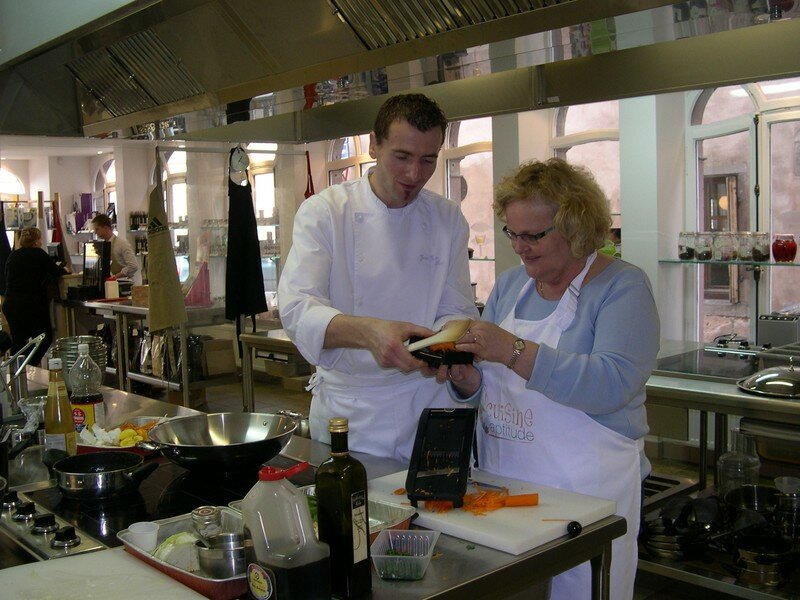 Cours de cuisine chez cuisine aptitude strasbourg le - Cours cuisine strasbourg ...