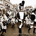 9952 bourbourg carnaval en noir et blanc