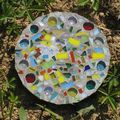 tuintegel/dalle de jardin/stepping stone