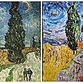 à la manière de Van Gogh