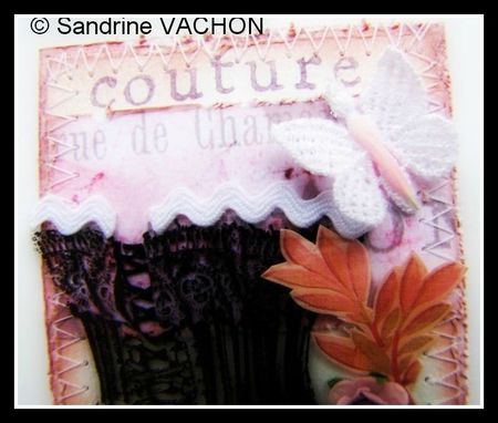ATC shabby COUTURE - 4