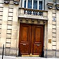PARIS 16ème RAYMOND POINCARE N° 19