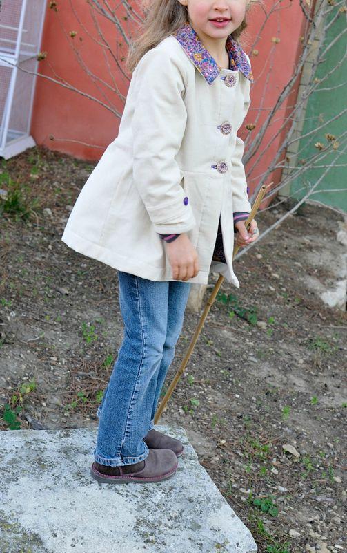 manteau ottobre Mélie deavnt