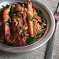 Jambalaya selon Jamie Oliver