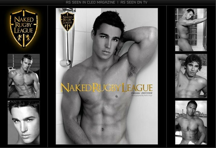 Naked Rugby League 2007