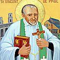 Le mois de saint vincent de paul