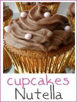 Cupcakes nutella - index