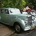 BENTLEY Mark VI 4door Saloon 1948 Baden Baden (1)