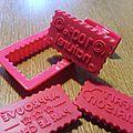 Emporte-pièce pour biscuits imprimés