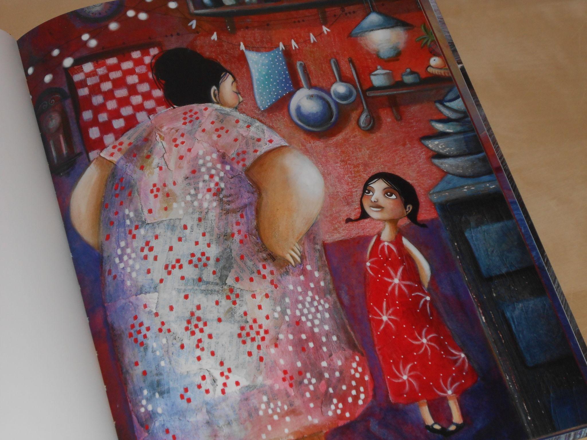 Collection de la robe rouge de nonna