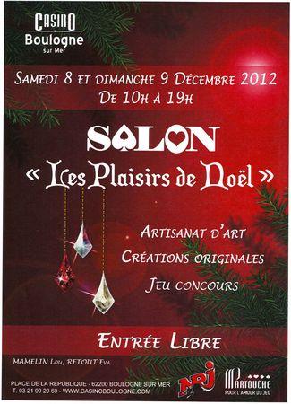 affiche salon boulogne 2012