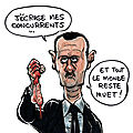 Syrie, one point...