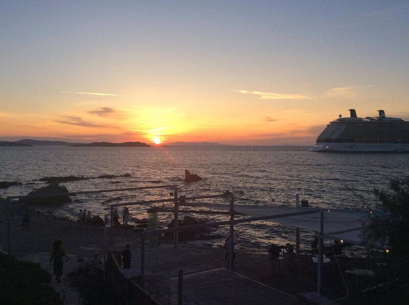 coucher de soleil Mykonos_etsionjasait