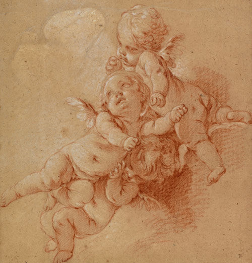 3__FRENCH_DRAWINGS_CANTOR_ARTS_CENTER_BOUCHER_PUTTI