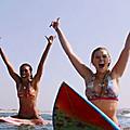 Le surf au ciné