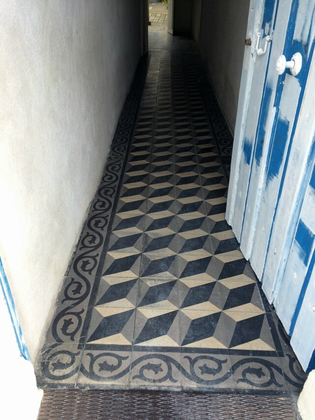 Carreaux de ciment # 65