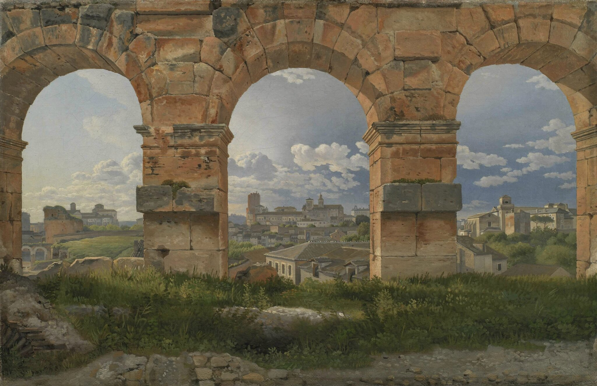 'Eckersberg ∙ Fascination with Reality. The Golden Age of Danish Painting' at Hamburger Kunsthalle, to 30 May 2016