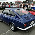 Fiat 850 abarth coupe 1965-1968