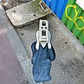 The urban scream / le cri urbain de munch