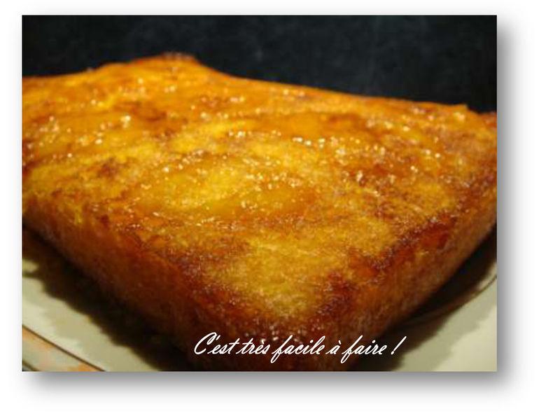 Gateau sirupeux au citron c 39 est tres facile a faire - Gateau original facile a faire ...