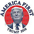 Président trump: ce que « america first » veut dire