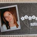 Carte de scropine pour Christine B - recto