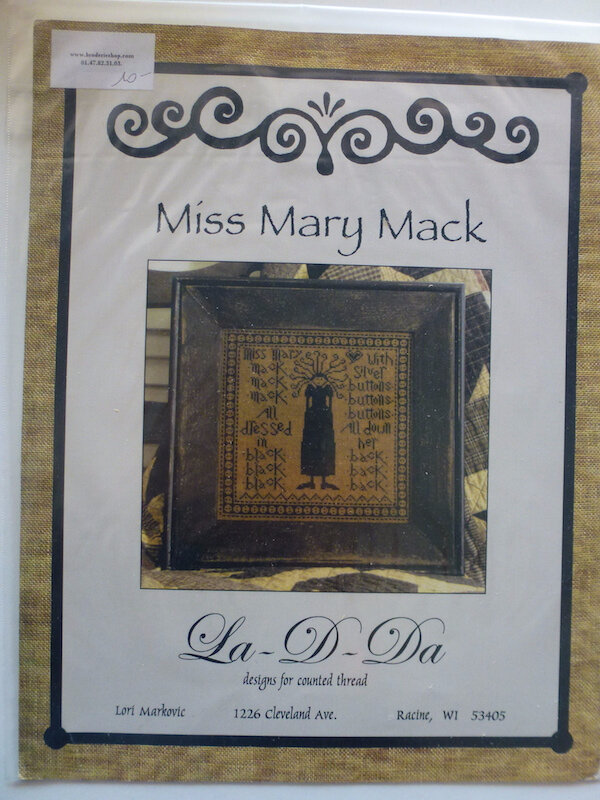LA D DA MISS MARY MACK