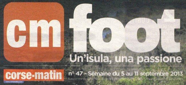 001 1135 - CM Foot - N°0047 - 2013 09 05